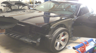 Dodge Challenger SRT 8 Muscle Car Repair, Paint and Review ...