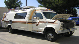 rv and motorhome experts paint and body work www.thecrashdoctor.com