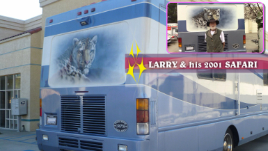motorhome collision repair paint refinish ceter simi valley www.thecrashdoctor.com
