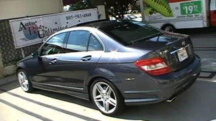 2011 mercedes benz european collision repair video from for Mercedes benz restoration center