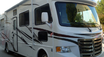 2013 ACE Motorhome after photo from www.thecrashdoctor.com