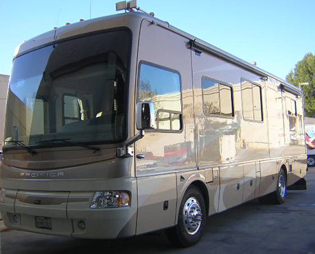 collision repair on motorhomes from www.thecrashdoctor.com image