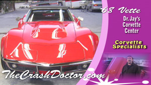 simi valley corvette center www.thecrashdoctor.com