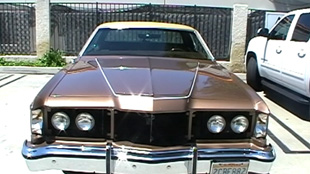 73 Ford LTD Front view After www.thecrashdoctor.com
