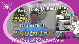 auto body how to tips drp pros and cons from www.thecrashdoctor.com