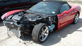 corvette collision center simi valley photo www.thecrashdoctor.com