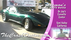 1975 corvette collision paint and repair after photo from www.autobodyunlimitedinc.com