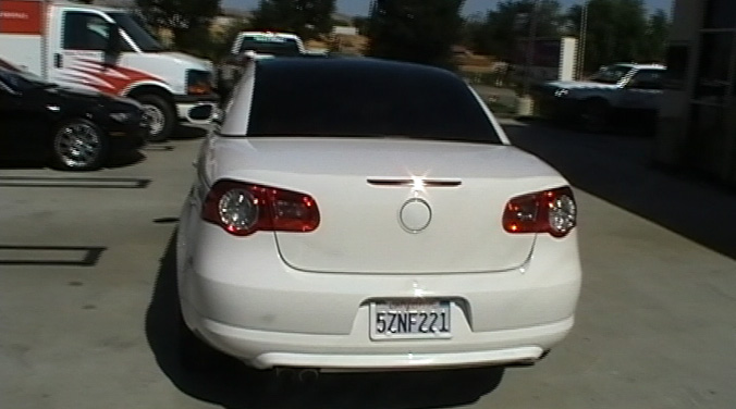 VW custom car kits and spoilers from thecrashdoctor.com ...
