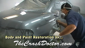 auto body unlimited inc complete paint jobs starting at $2500 photo from www.thecrashdoctor.com