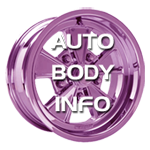 The Crash Doctor auto body information sections from www.thecrashdoctor.com graphic