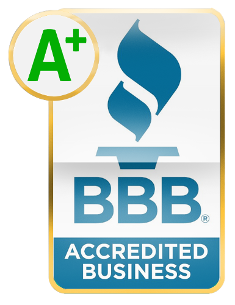 BBB A+ Seal of Trust Auto Body Shop Simi Valley CA