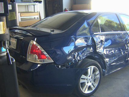 collision repair standard vehicles www.thecrashdoctor.com