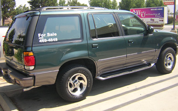 1997 mercury mountaineer for sale from www.thecrashdoctor.com