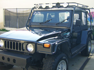 1988 jeep wrangler LandRunner conversion from www.thecrashdoctor.com