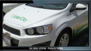 solar city vehicle auto body repair and paint services