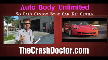 custom car body kit video polyurethane kit discounts from www.thecrashdoctor.com
