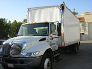 medium duty commercial truck paint and dent repair simi valley