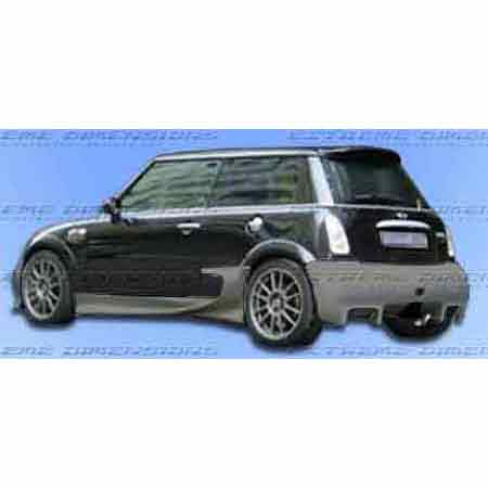 mini cooper custom body kits from www.thecrashdoctor.com