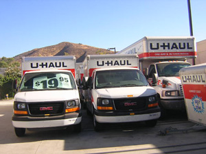 large selection of uhaul truck rentals san fernando valley from www.thecrashdoctor.com